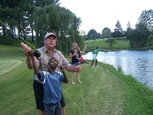 Alan Teaching The Kids